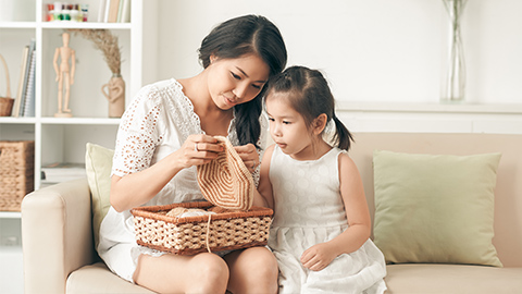 Having your eldest be a part of taking care of their sibling – Enfagrow A+ Philippines'