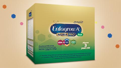 Enfagrow A+ Four Nurapro 1.8 kg