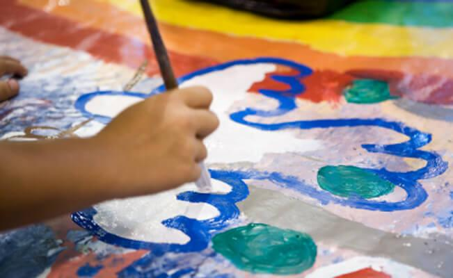Foster Your Child's Creativity And Visual Intelligence