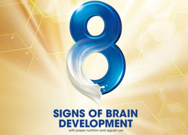 Boost the 8 Signs of Brain Development